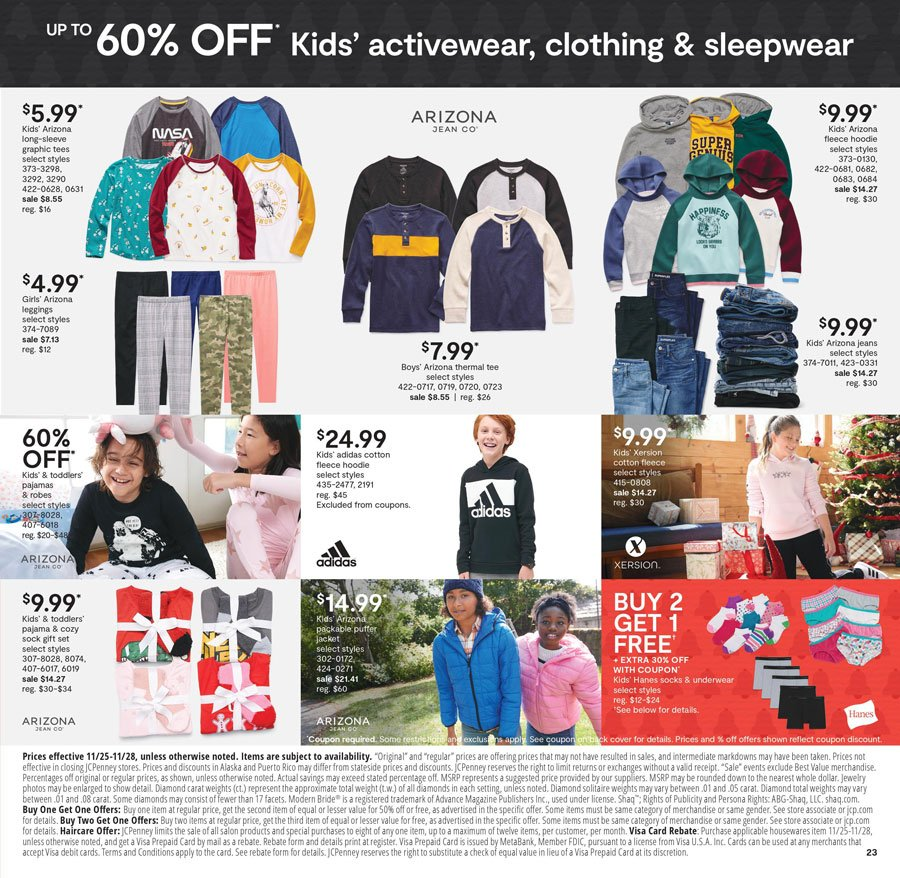 JCPenney Black Friday 2020 Page 23