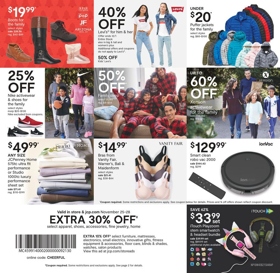 JCPenney Black Friday 2020 Page 24