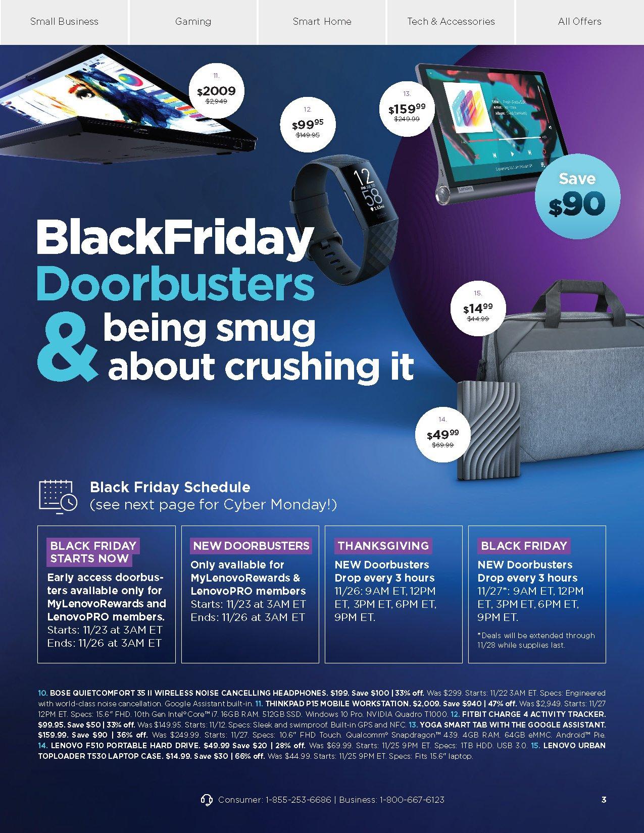 Lenovo Black Friday 2020 Page 3