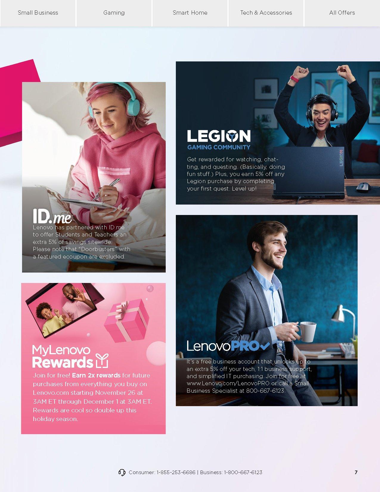 Lenovo Black Friday 2020 Page 5