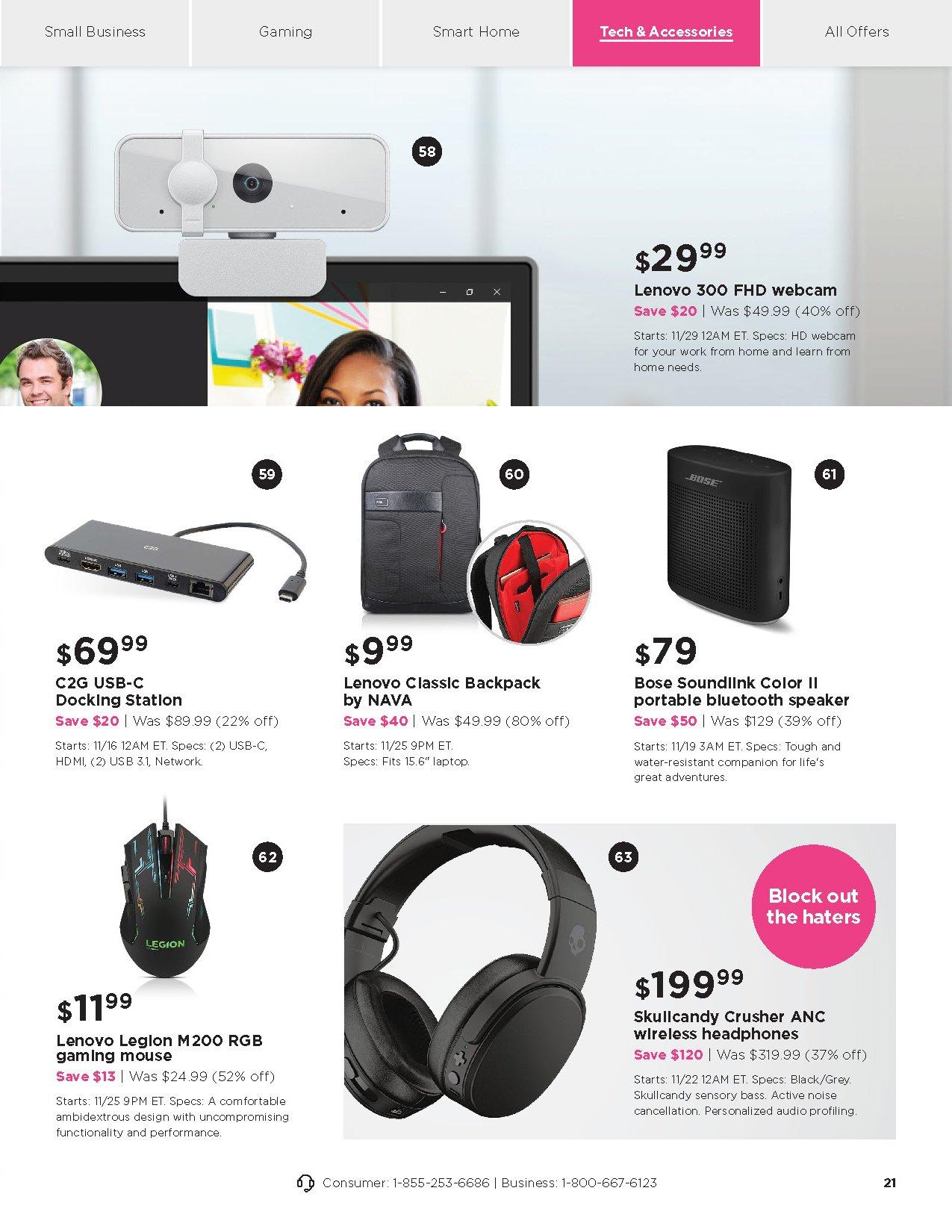 Lenovo Black Friday 2020 Page 18