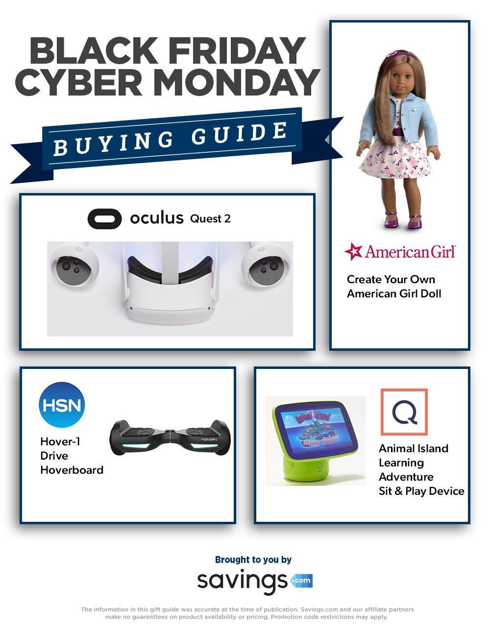 Black Friday and Cyber Monday Buying Guide 2020 Page 10