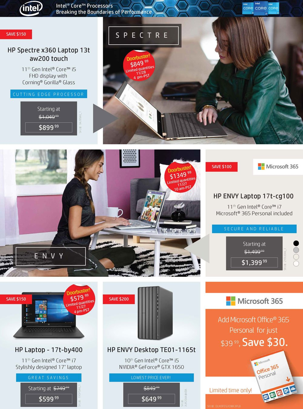 HP Black Friday 2020 Page 7