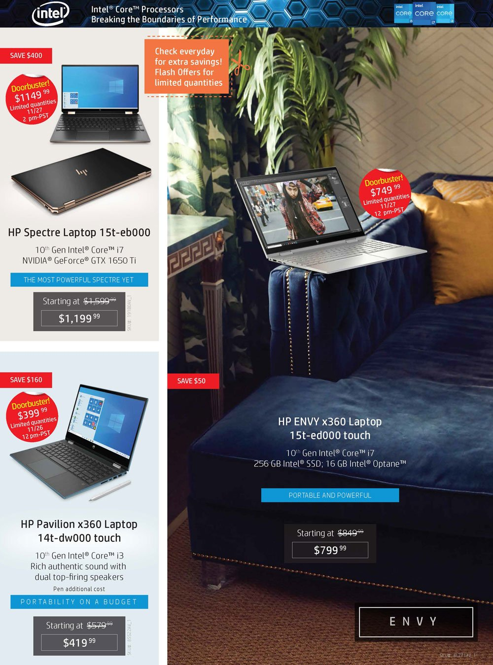 HP Black Friday 2020 Page 8