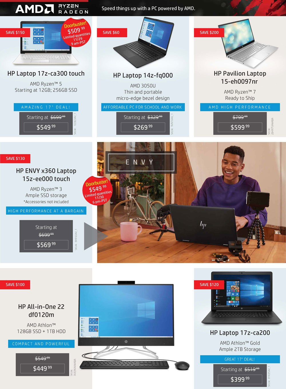 HP Black Friday 2020 Page 9