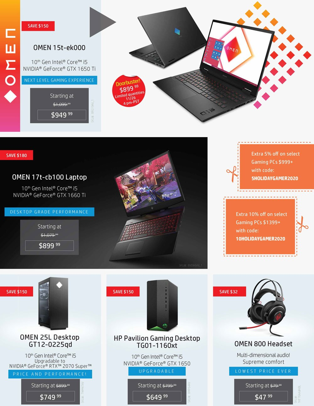 HP Black Friday 2020 Page 11