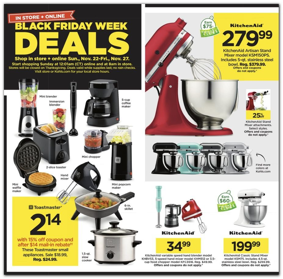 Kohl's Black Friday 2020 Page 10