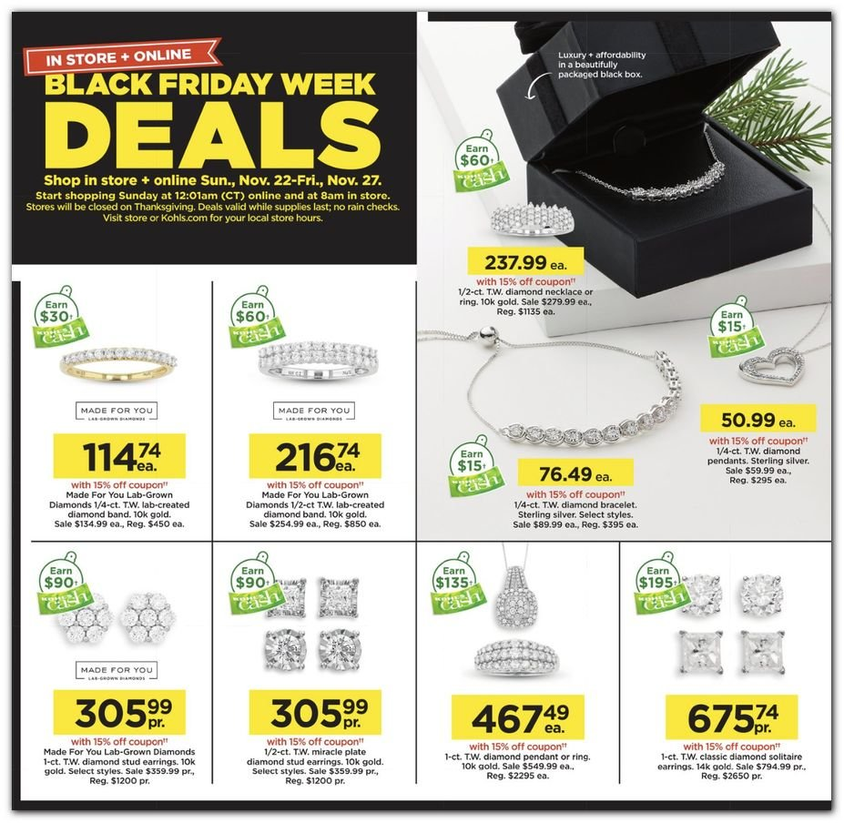 Kohl's Black Friday 2020 Page 20
