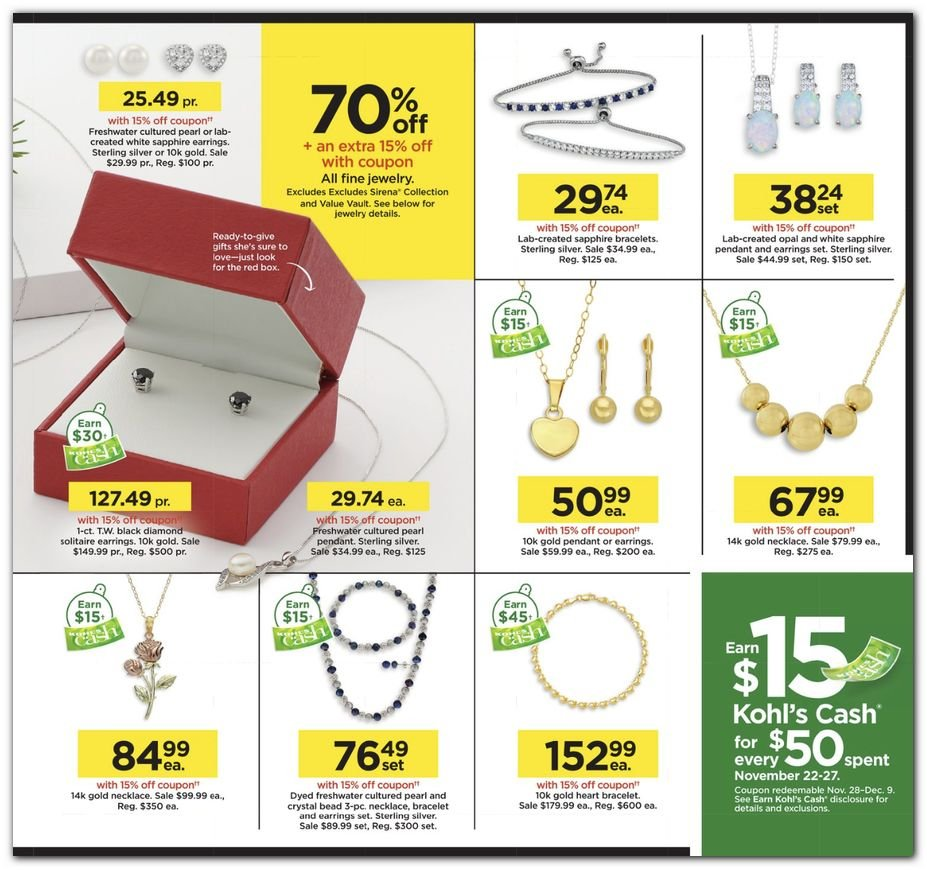 Kohl's Black Friday 2020 Page 21