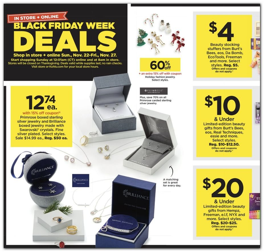 Kohl's Black Friday 2020 Page 22