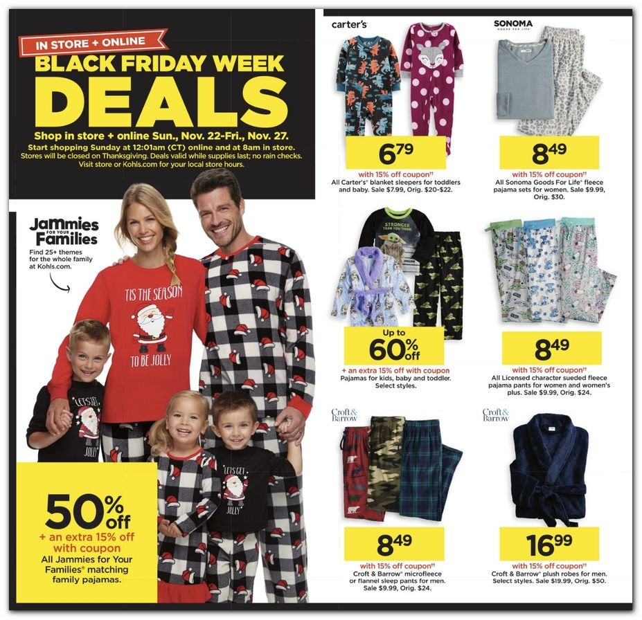 Kohl's Black Friday 2020 Page 24
