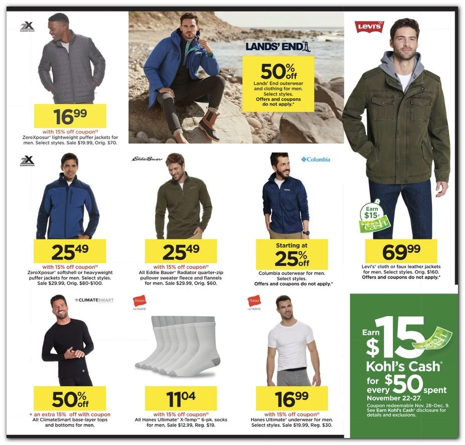 Kohl's Black Friday 2020 Page 35
