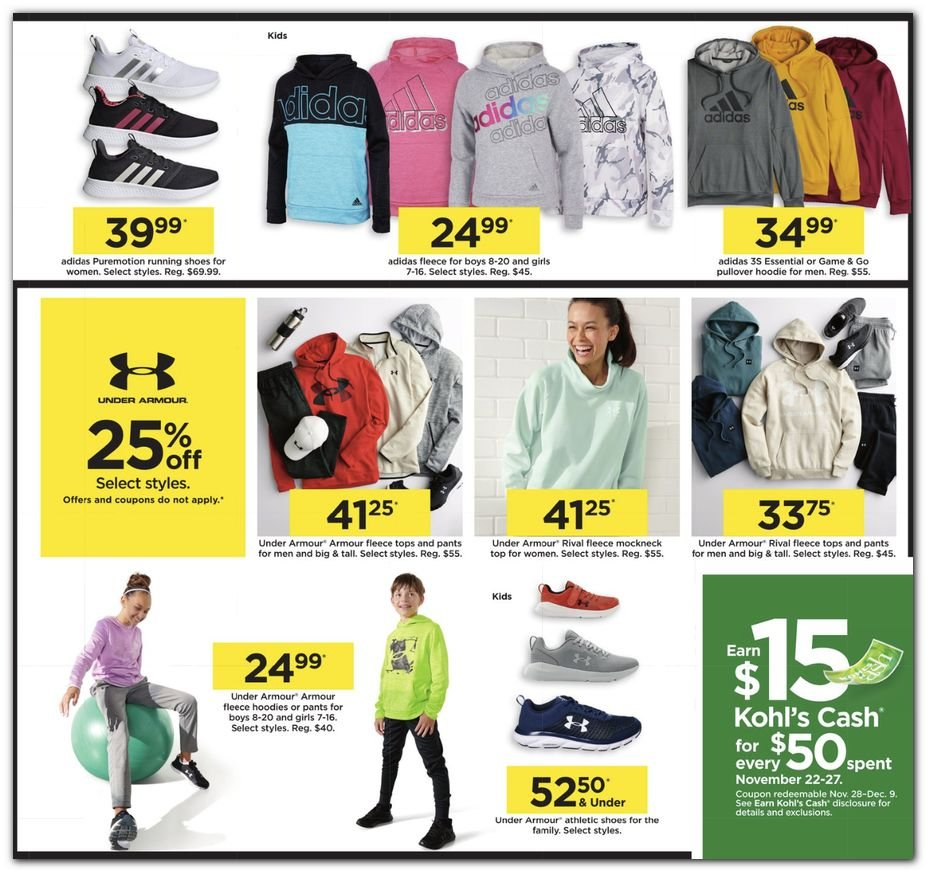 Kohl's Black Friday 2020 Page 39