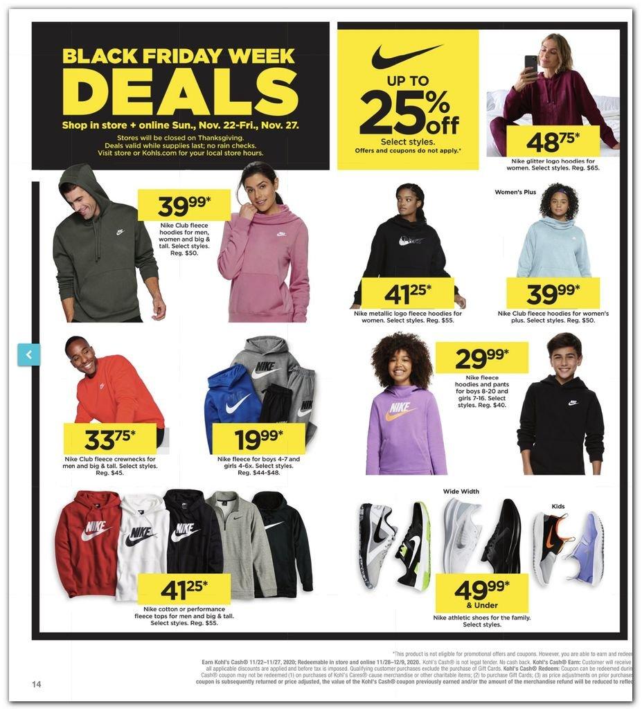 Kohl's Black Friday Super Deals 2020 Page 14