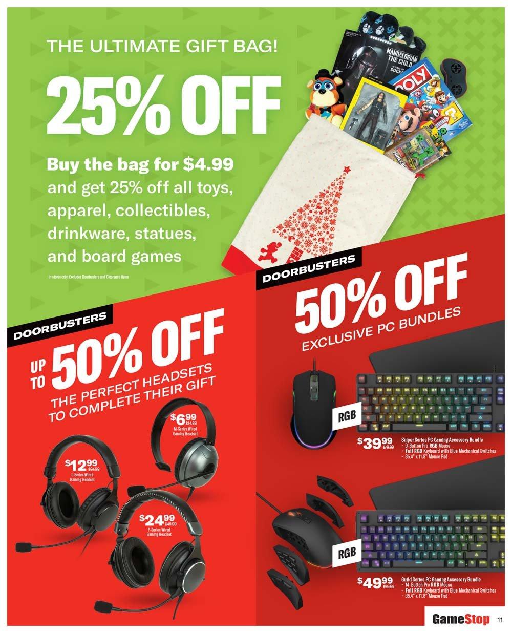 GameStop Black Friday 2020 Page 11