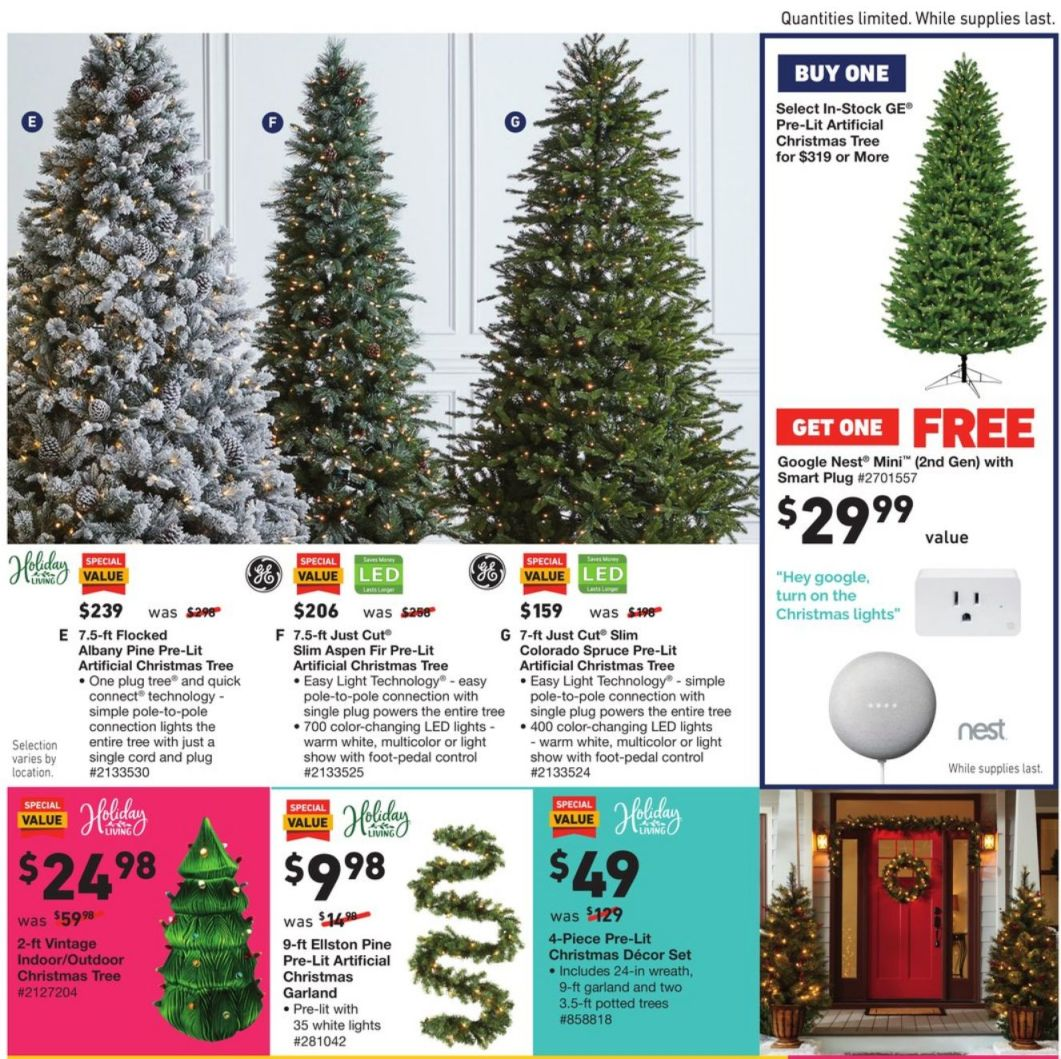 Lowe's Cyber Monday 2020 Page 9