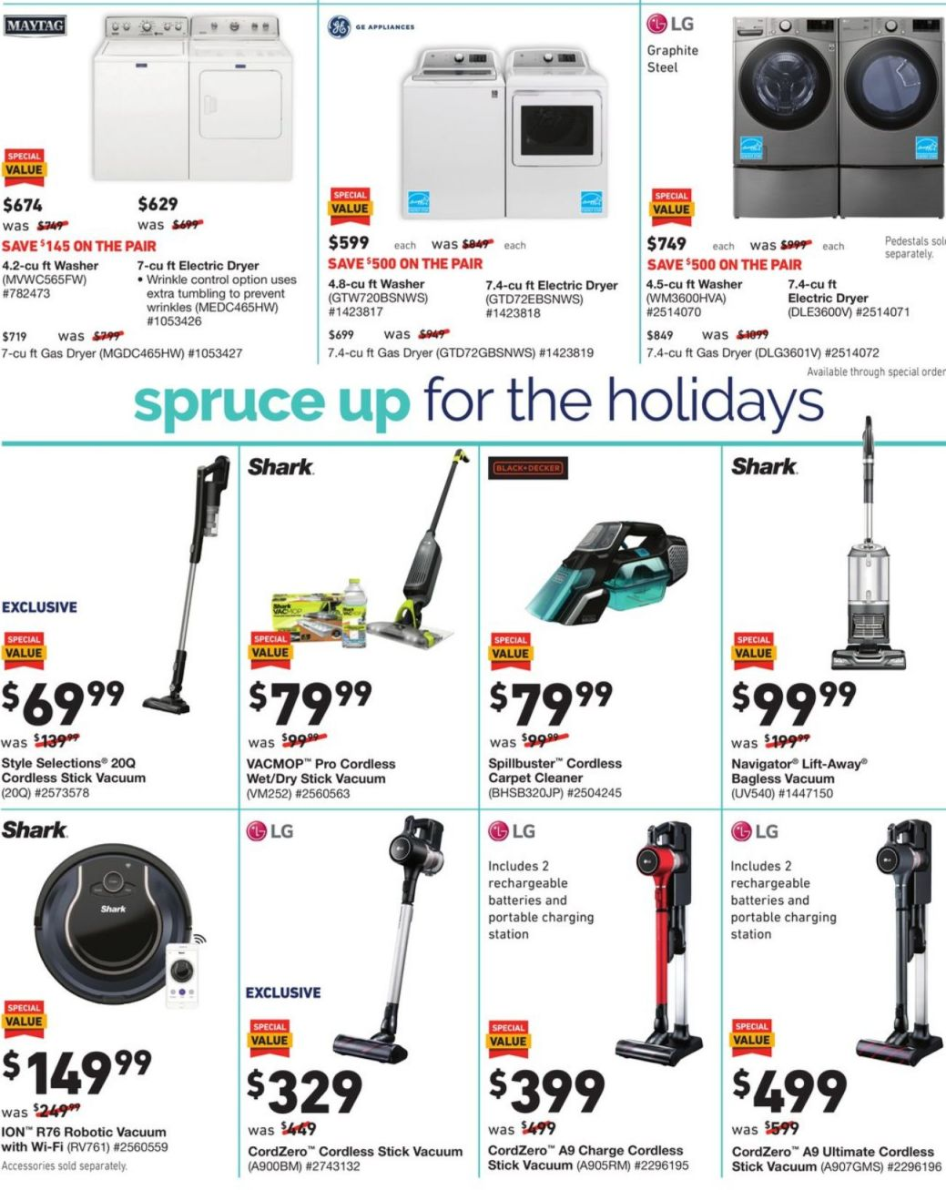 Lowe's Cyber Monday 2020 Page 26
