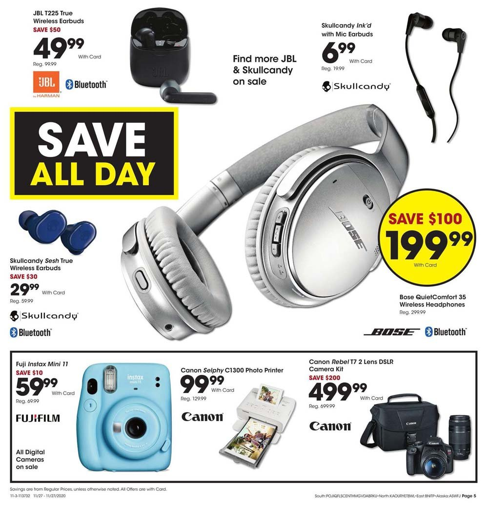 Fred Meyer Black Friday 2020 Page 5