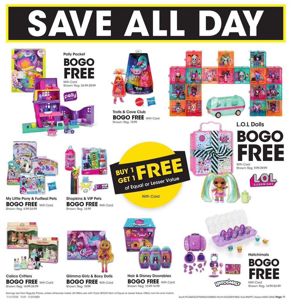 Fred Meyer Black Friday 2020 Page 11