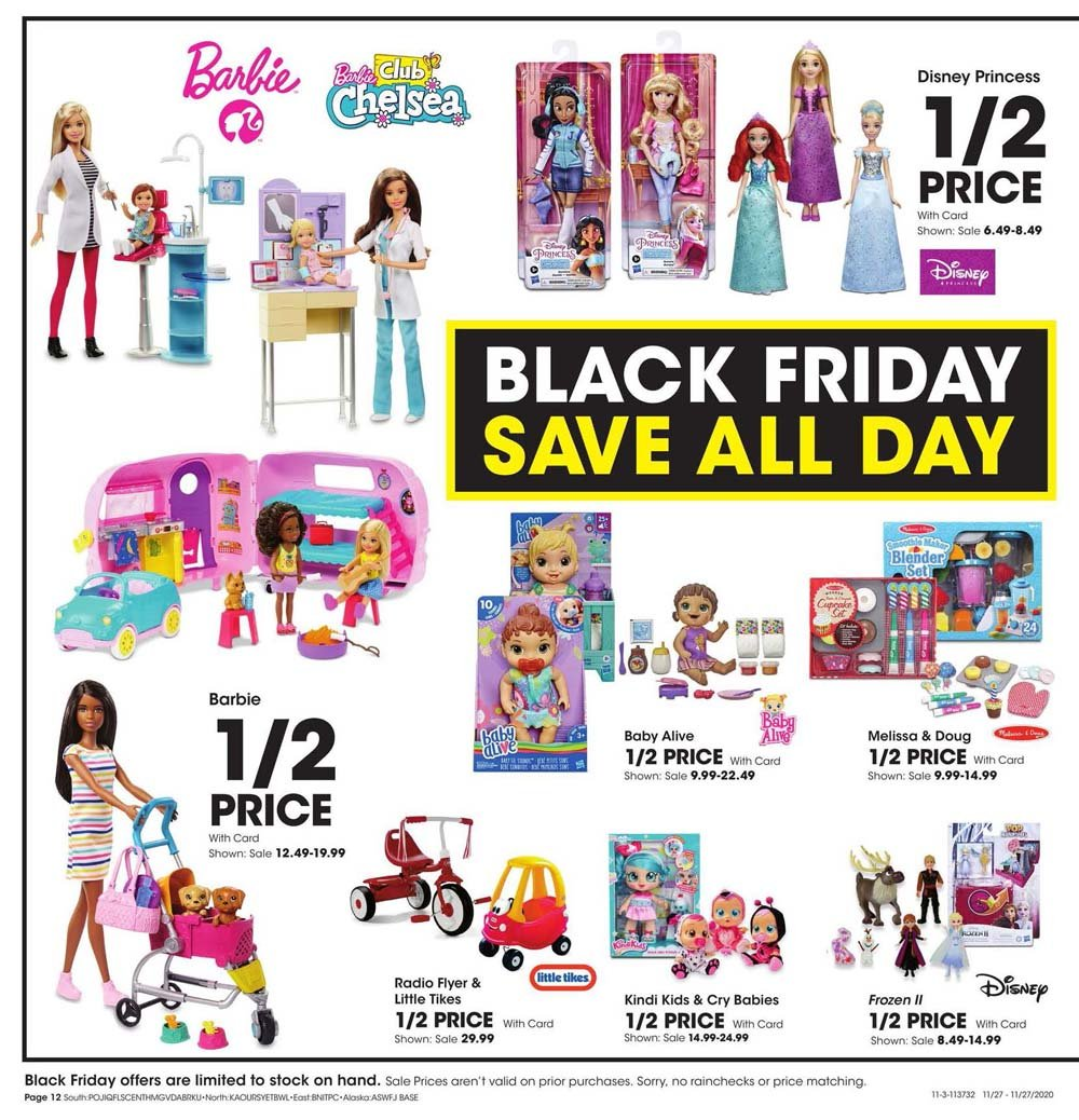 Fred Meyer Black Friday 2020 Page 12