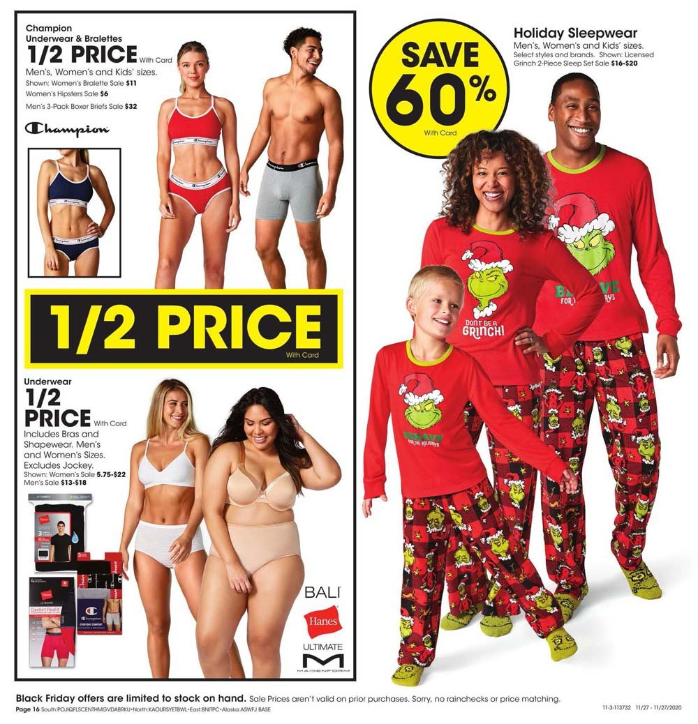Fred Meyer Black Friday 2020 Page 16