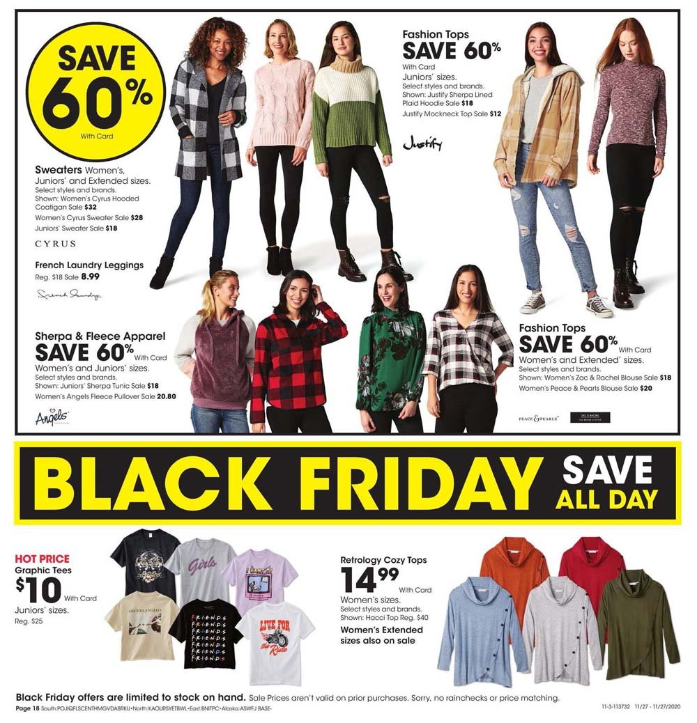 Fred Meyer Black Friday 2020 Page 18