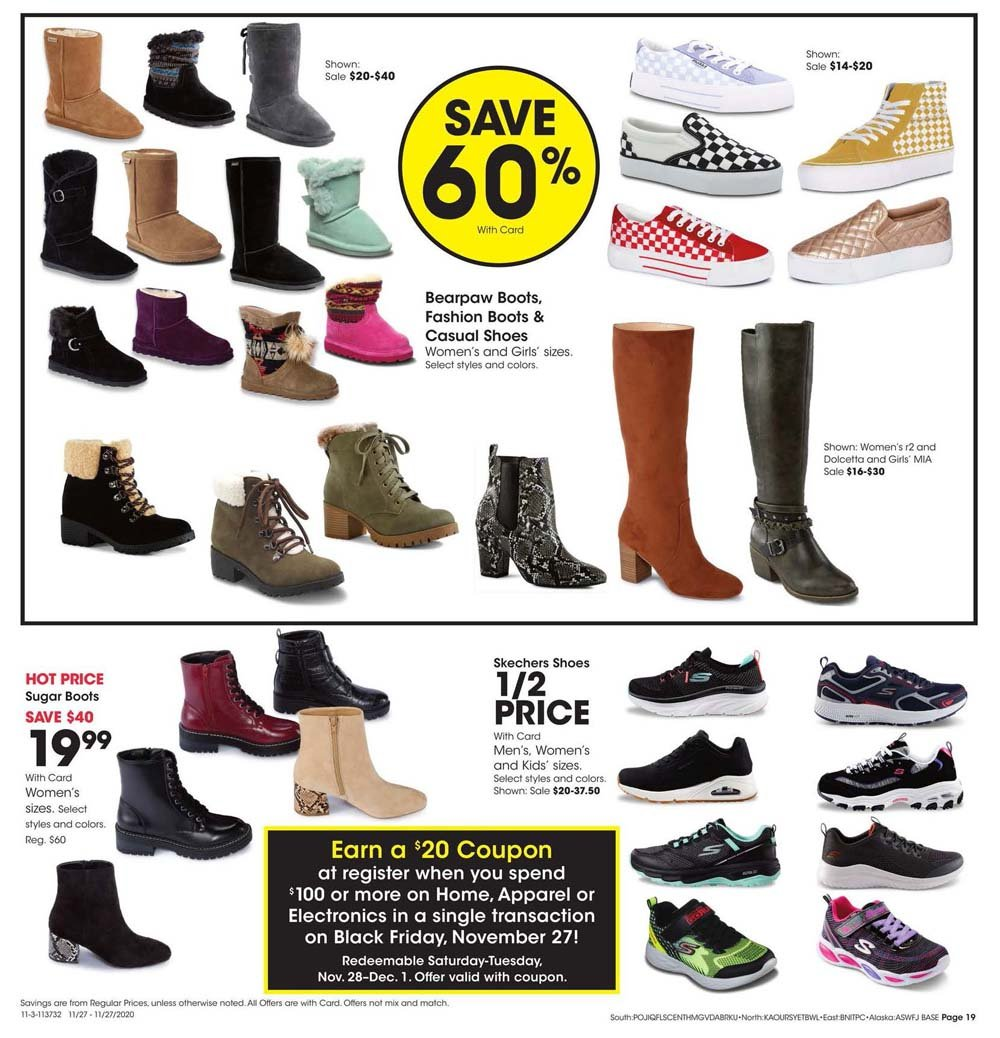 Fred Meyer Black Friday 2020 Page 19