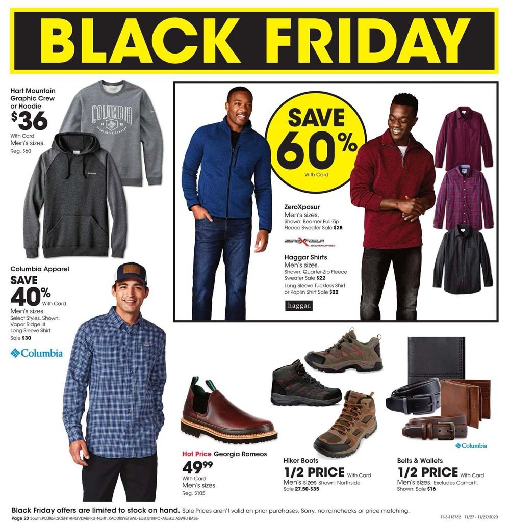 Fred Meyer Black Friday 2020 Page 20