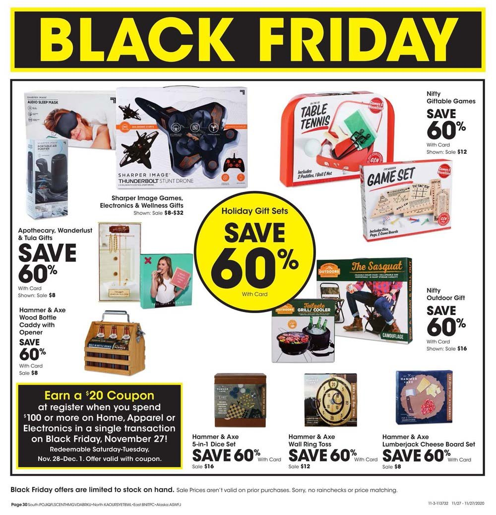 Fred Meyer Black Friday 2020 Page 30