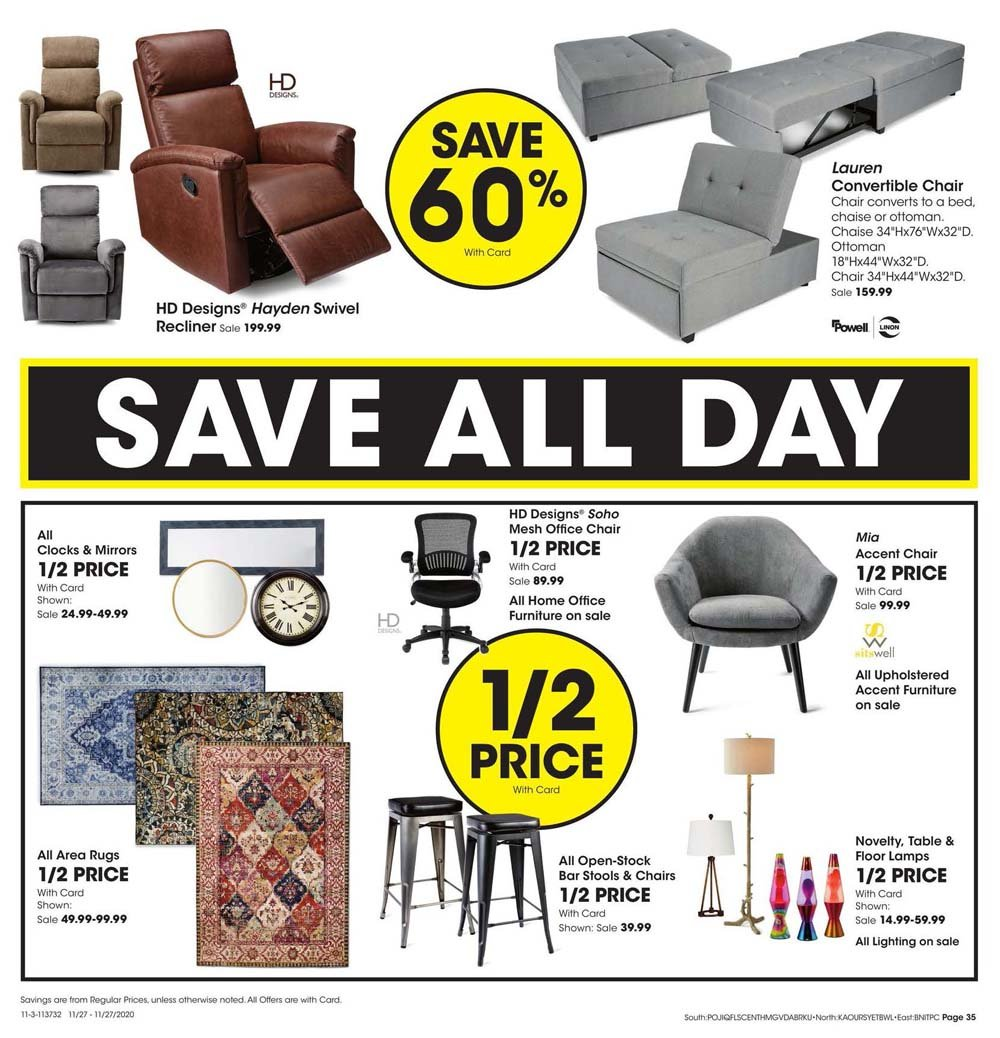 Fred Meyer Black Friday 2020 Page 35