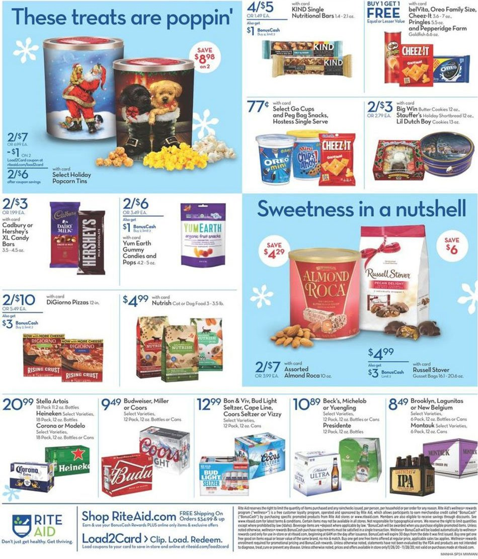 Rite Aid Black Friday 2020 Page 4