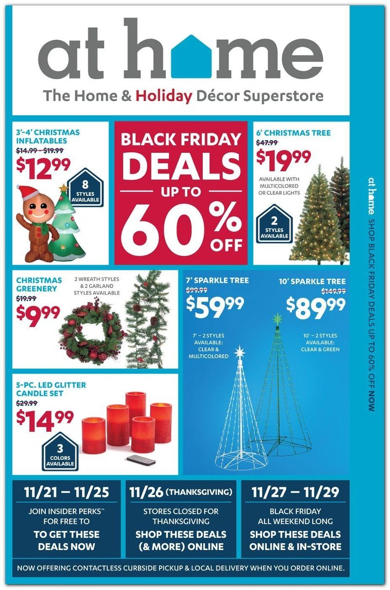 At Home Black Friday 2020 Page 1