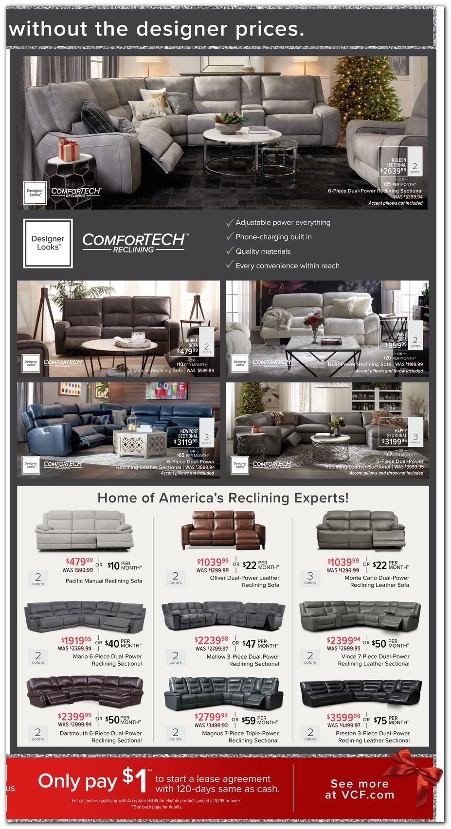 Value City Furniture Black Friday 2020 Page 4