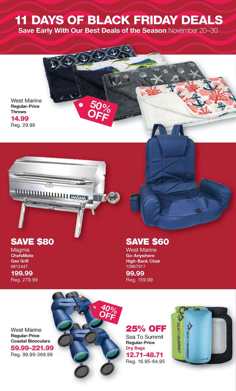 West Marine Black Friday 2020 Page 8