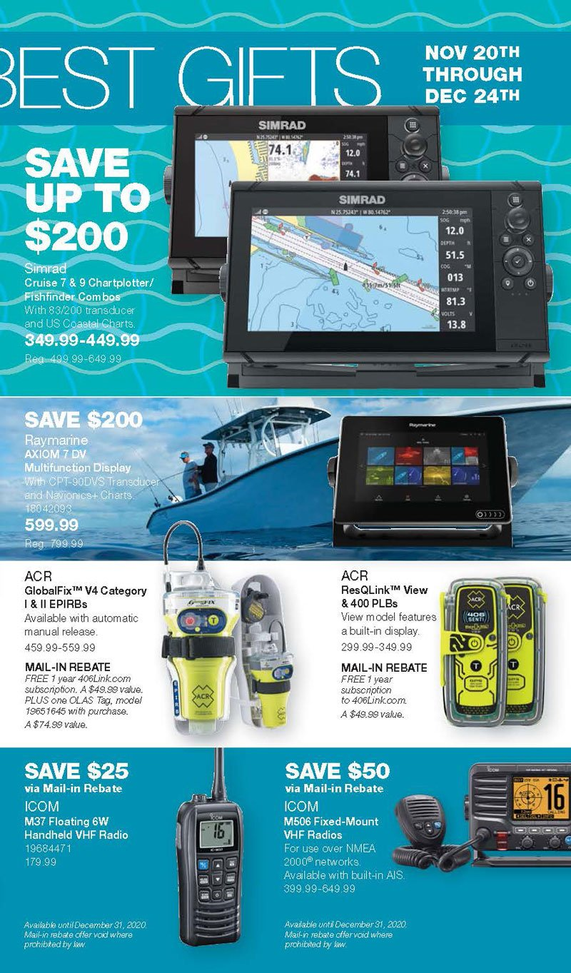 West Marine Black Friday 2020 Page 11