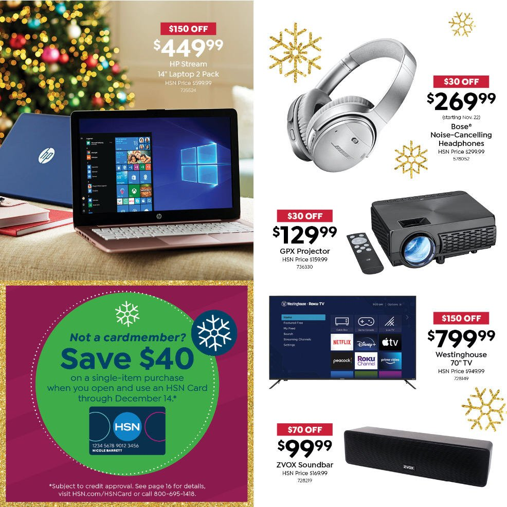 HSN Black Friday 2020 Page 3