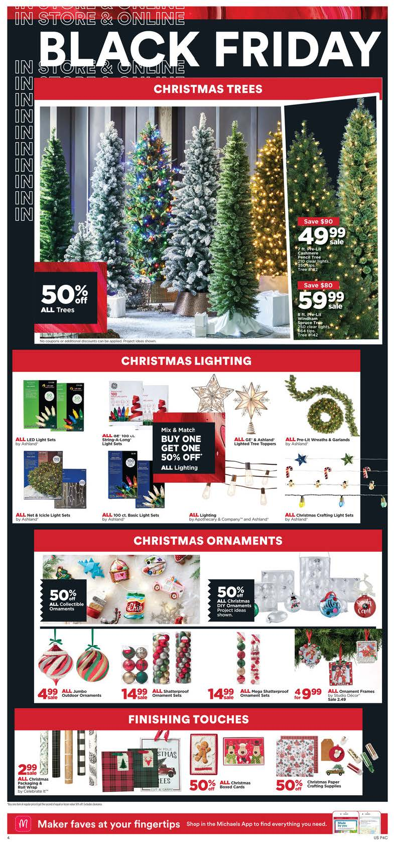 Michaels Black Friday 2020 Page 2