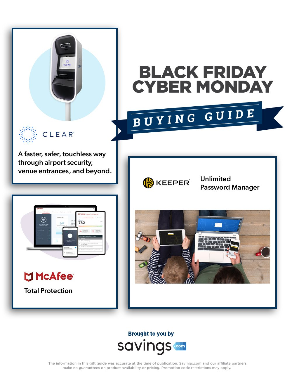 Black Friday and Cyber Monday Buying Guide 2020 Page 8
