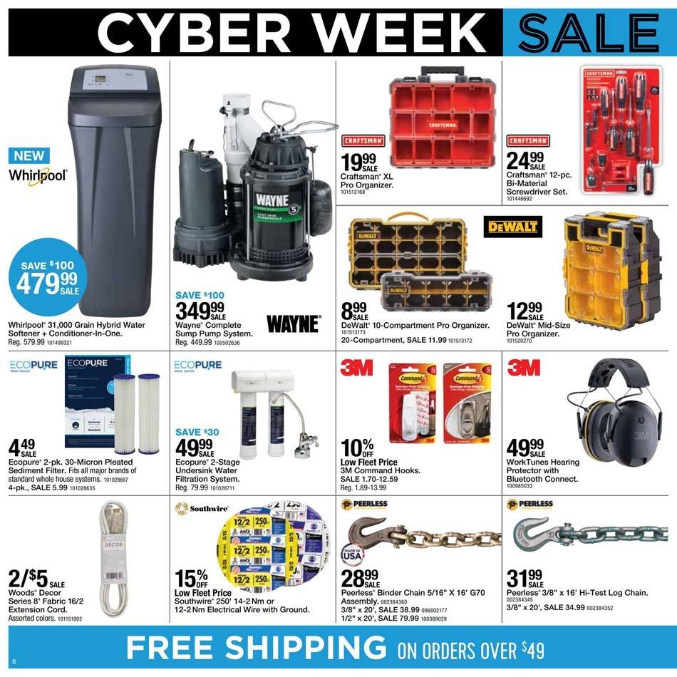 Fleet Farm Cyber Monday 2020 Page 8