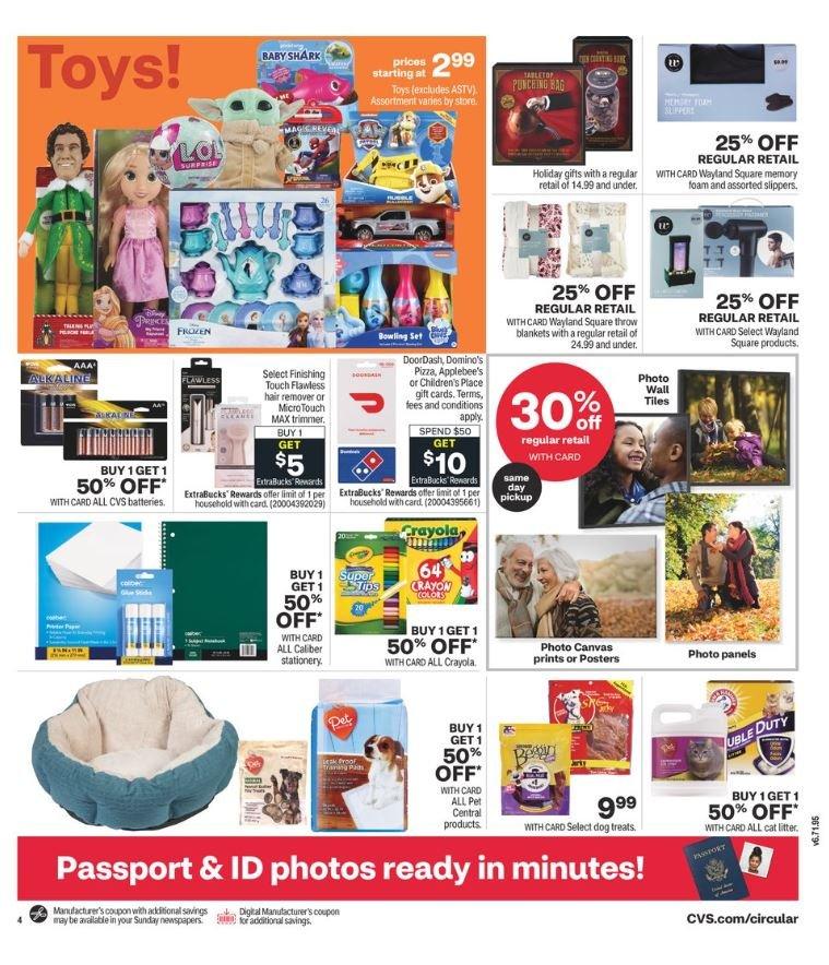 CVS Weekly October 17 - 23, 2021 Page 6
