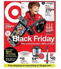 Target Black Friday 2019