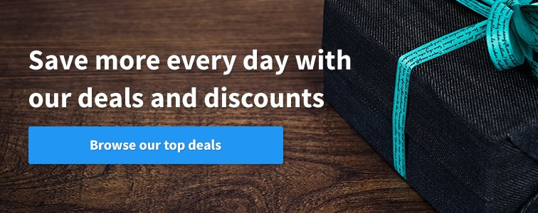 Voucher Codes And Deals