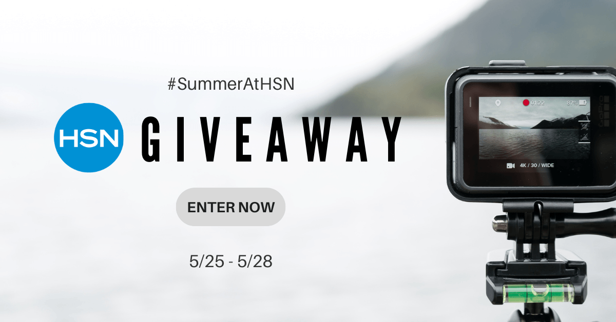 Win a $100 e-gift card to spend at HSN.
